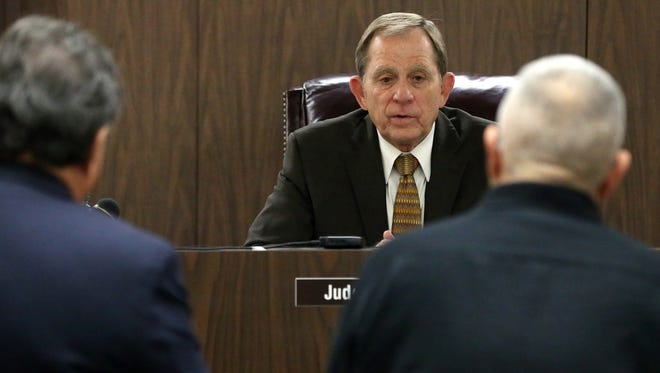 State District Judge Guy Williams