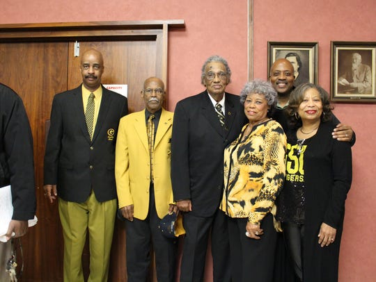 Members of the Morehouse Grambling Alumni Chapter traveled