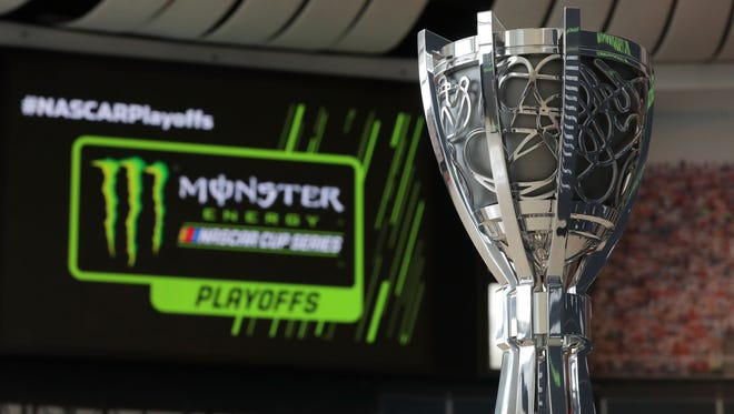 Monster Energy is wrapping up its first year as title sponsor for NASCAR's top series.