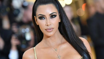 Kim Kardashian West on running for public office: 'Never say never'