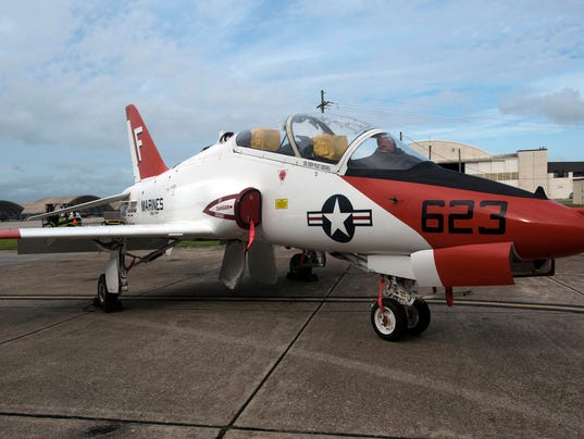 T-45 Briefing-Pensacola Naval Air Station