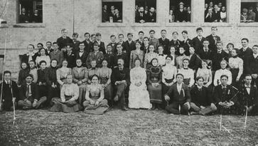 (More than) 100 years of Ball State history