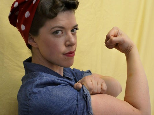 48 Hours Rosie the Riveter play