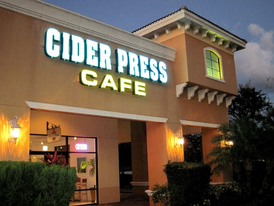 Cider Press Cafe closed this summer in Pipers Crossing
