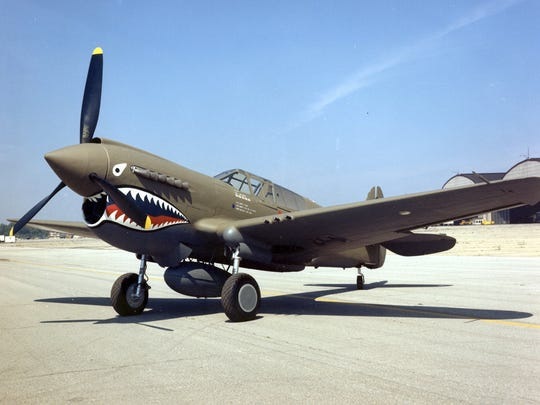 The Curtiss P-40 is one of the most recognizable fighters from the World War II era.