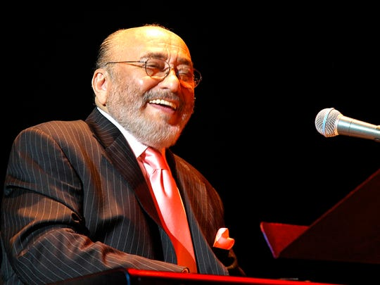 Eddie Palmieri will perform at the Peace Center Oct. 19.