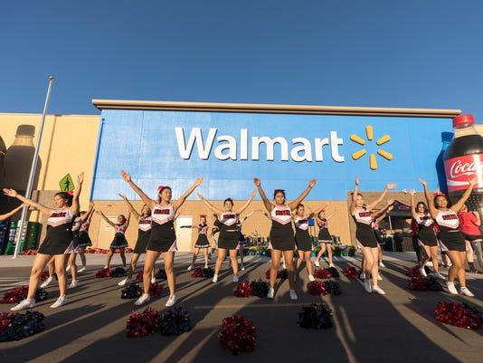 Walmart Supercenter at Metrocenter mall