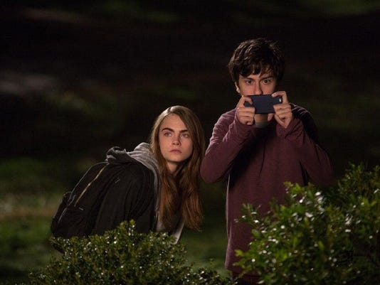 Movie review: 'Paper Towns' hits all the right John Hughes-inspired notes