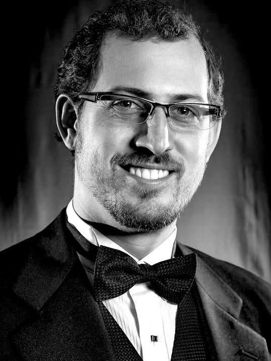 Unitarian Society welcomes new music coordinator PHOTO CAPTION