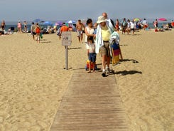 Nantucket Island's stunning beaches have long been a magnet for the rich and famous.