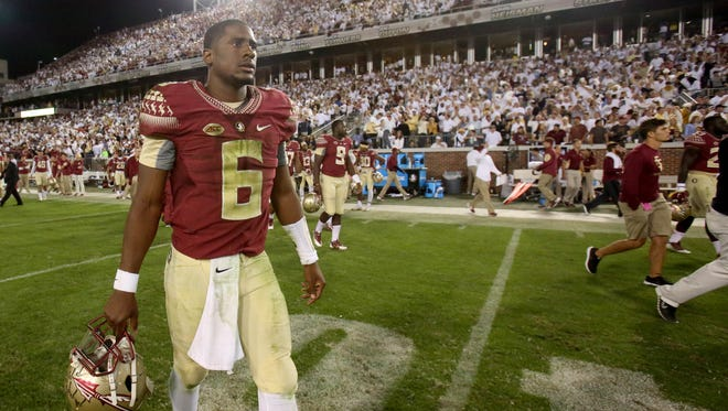 Former Florida State and Notre Dame QB Everett Golson is trying to impress the Colts this weekend.
