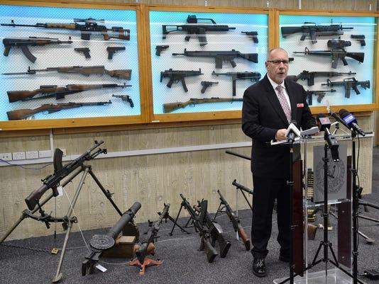 Australia gun amnesty
