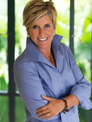 "Financial adviser Suze Orman says it's okay to share information about wedding finances with others: ""When you are free to talk about money you are free to talk about anything."""