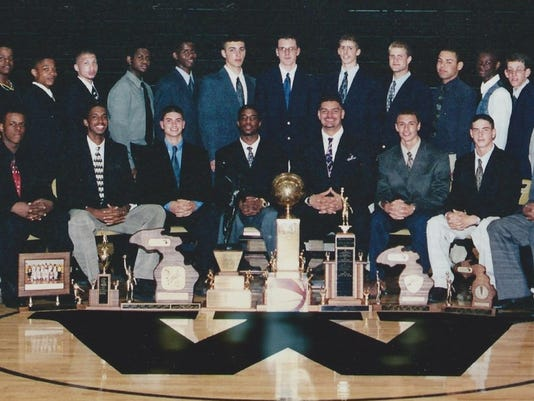 WAVERLY 2000 STATE TITLE TEAM