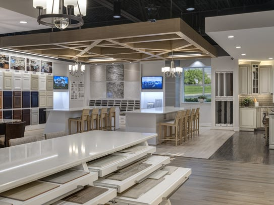 Luxury home builder Toll Brothers has a fully staffed