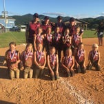 Owen Babe Ruth softball team finishes second in the state again