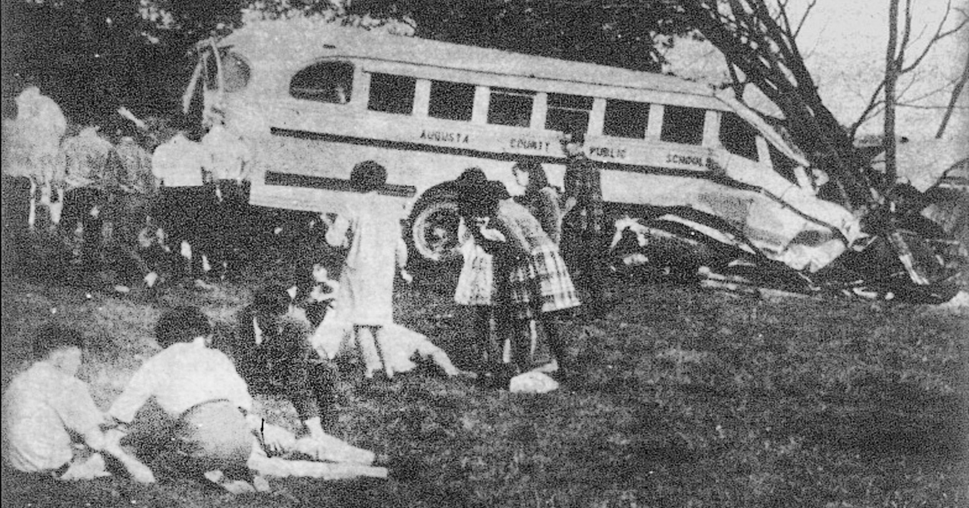 Devastating Fort school bus wreck: 50 years later