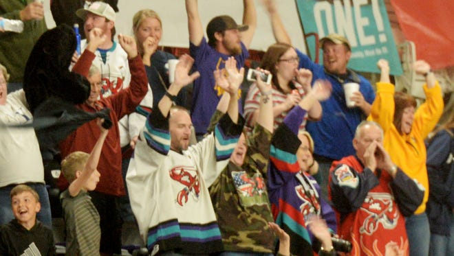 The Shreveport Mudbugs were named the North American Hockey League's Organization of the Year on Wednesday.