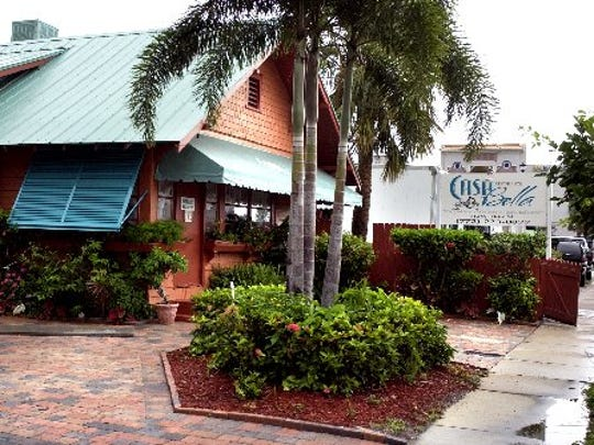 Casa Bella is a quaint Key West-style, art-adorned house specializing in Northern and Southern Italian cuisine. Its sunset specials are dinners for two, which include practically every entree on the menu, for $49.
