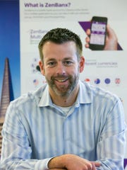 Steve Payne, VP Software Engineering at Zenbanx, has launched an app to allow customers to hold and exchange multiple currencies right from your mobile phone.