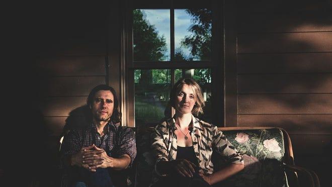 Nathan Salsburg and Joan Shelley