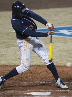 Auburn outfielder Anfernee Grier was selected No. 39 overall in the 2016 MLB draft by the Arizona Diamondbacks.