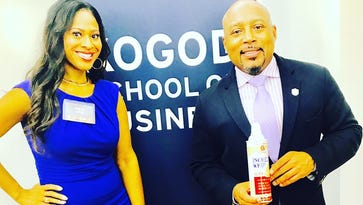 Dr. Shica Little taking Incredi-Whip product to national television audience