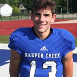 Prep Football Notebook: Harper Creek still perfect; BCC, Lakeview end season with wins