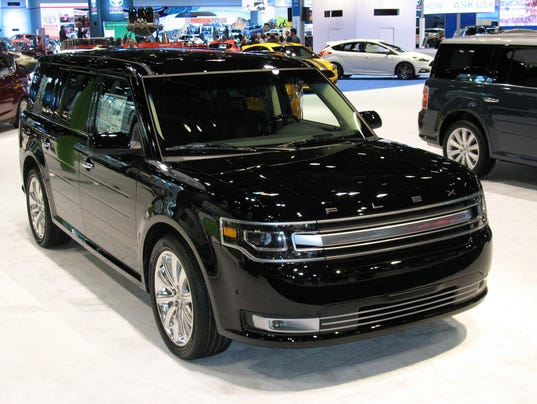 2016 ford flex has wheeled sophistication