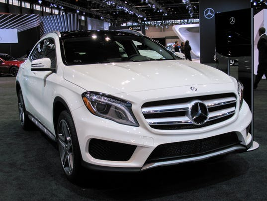 2015 mercedes benz gla suv is a multi talented performer for Mercedes benz 2015 suv