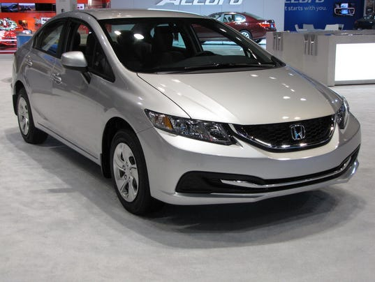 2015 honda civic sedan is an automotive icon. Black Bedroom Furniture Sets. Home Design Ideas