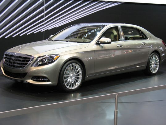 2016 mercedes benz s class showcases tech. Black Bedroom Furniture Sets. Home Design Ideas
