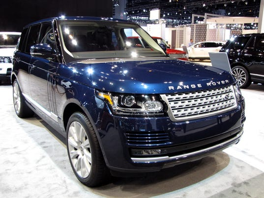 2016 land rover range rover is luxury suv. Black Bedroom Furniture Sets. Home Design Ideas