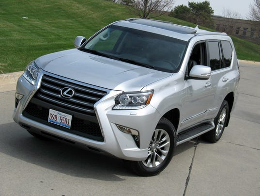 Lexus Gx Suv Is Refined Ready