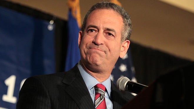 Democrat Russ Feingold wants his old job back (AP Photo/Joe Koshollek, File) ORG XMIT: WX114