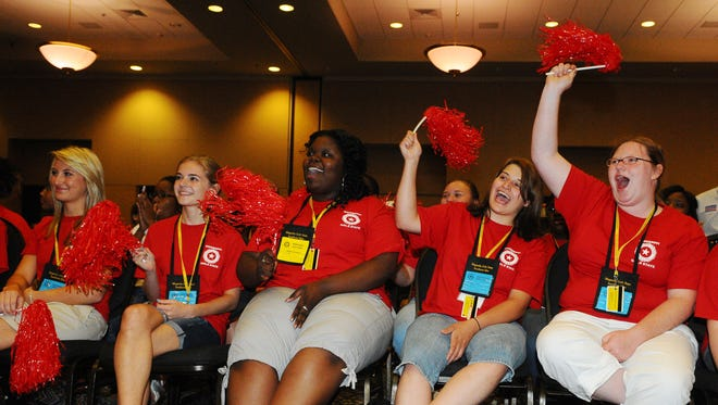 The American Legion Auxiliary's Magnolia Girls State kicks off Sunday at Southern Miss.