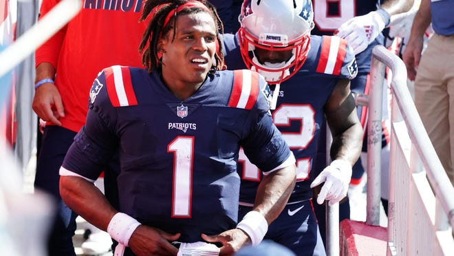 Patriots quarterback Cam Newton remains on the NFL's COVID-19/reserve list. He'll need to have two negative COVID tests 24 hours apart to return to the team. That Patriots are scheduled to play the Denver Bronocs at home Sunday at 4:25 p.m.
