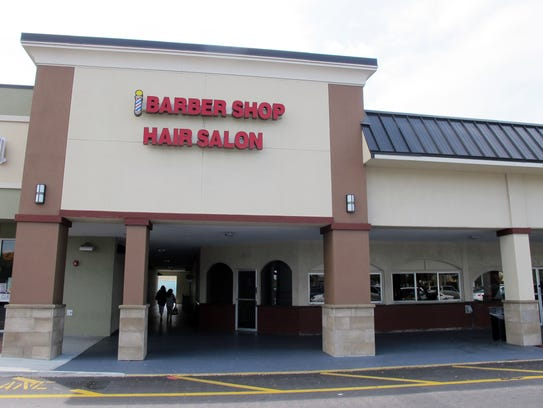 A longtime barber shop and hair salon are two of the