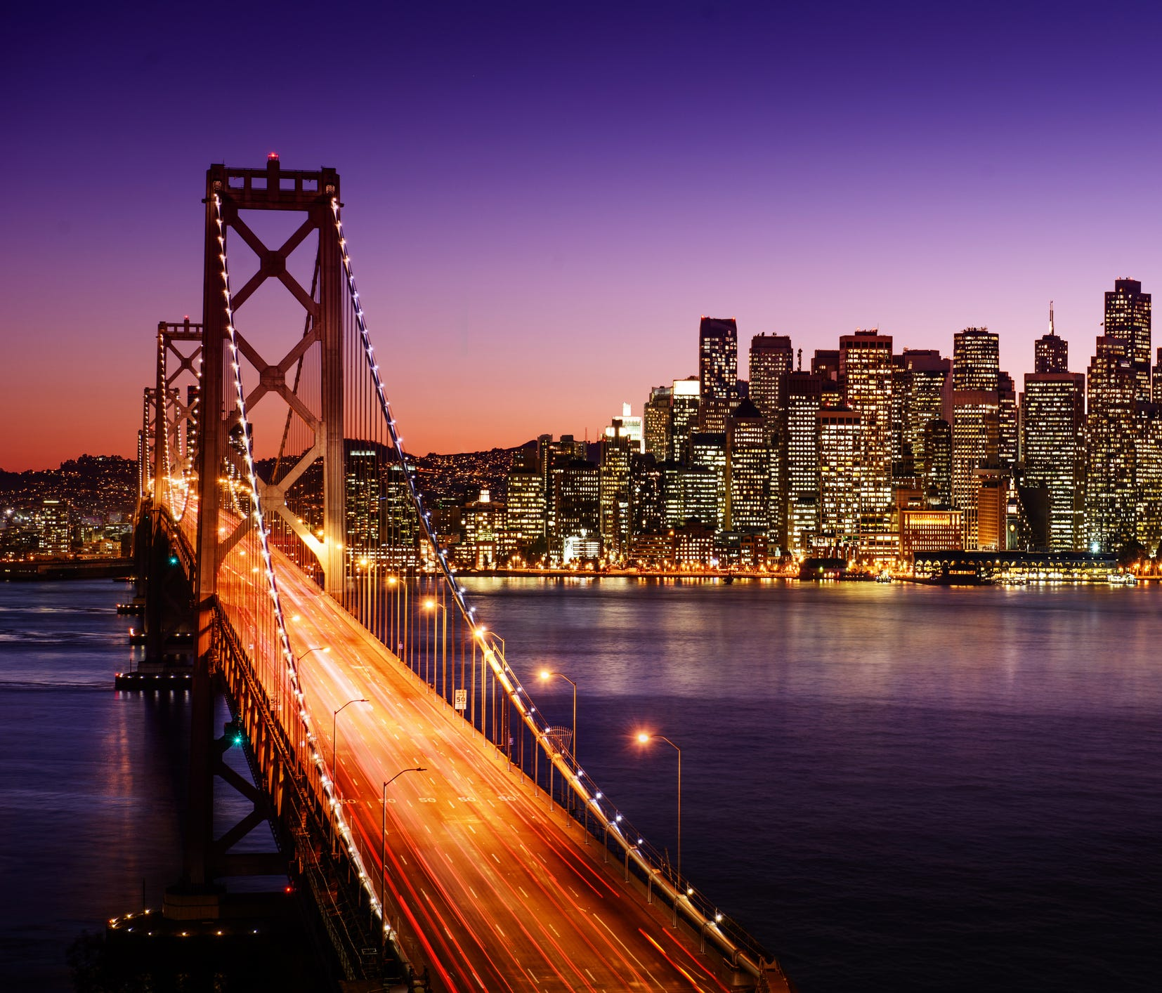 San Francisco ranked No. 2 in Dell's study.