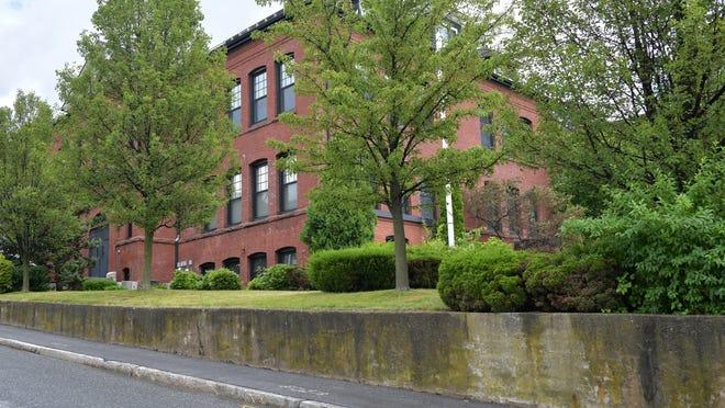 The Adams Street School was built in 1897.
