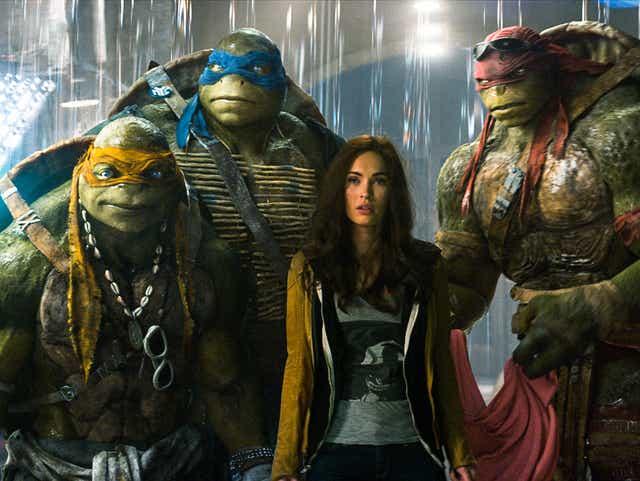 Teenage Mutant Ninja Turtles Is Dark Gritty