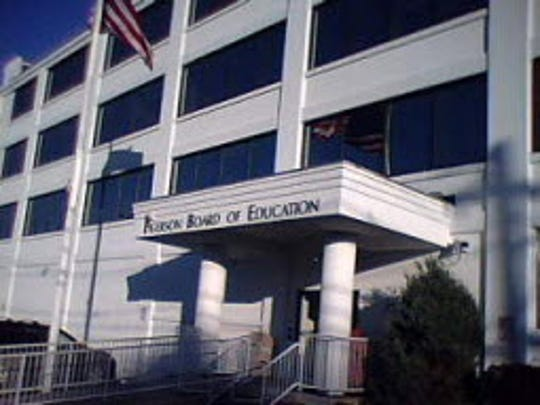 Paterson school board offices