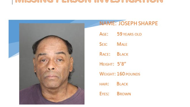 New York State Police are asking for the public's help to find Joseph Sharpe, who's been missing since late January.