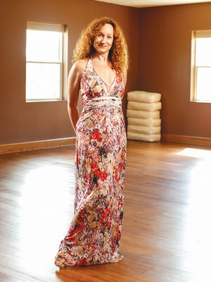 Waddell has branched out to hosting yoga parties and writing a one-woman show.