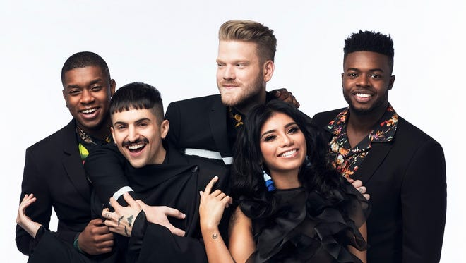 Pentatonix will perform the Star-Spangled Banner at the 144th Kentucky Derby.  The A Capella group is made up for  Owensboro native Kevin Olusola, Scott Hoying, Mitch Grassi, Kirstin Maldonado and Matt Sallee.