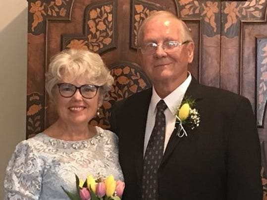 Weddings: Patricia Marsh Rosebrock & Arlan Norman Stavnheim
