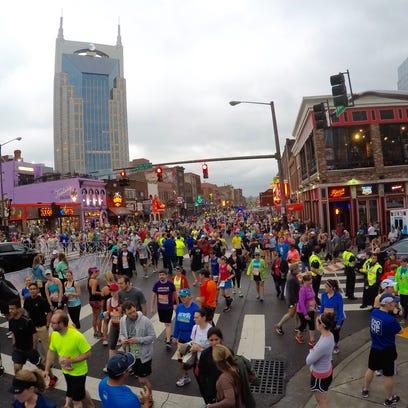2014 Country Music Marathon