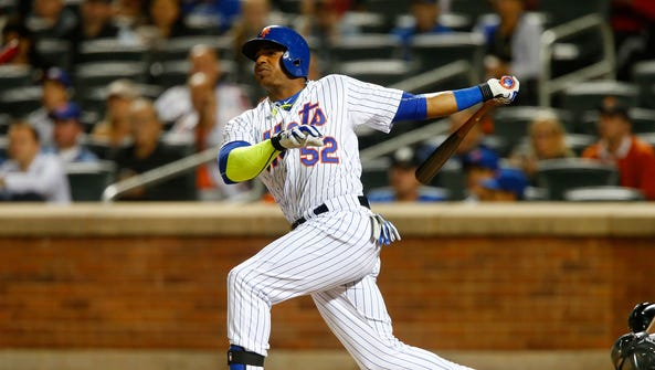 The Mets' acquistion of Yoenis Cespedes at the trade