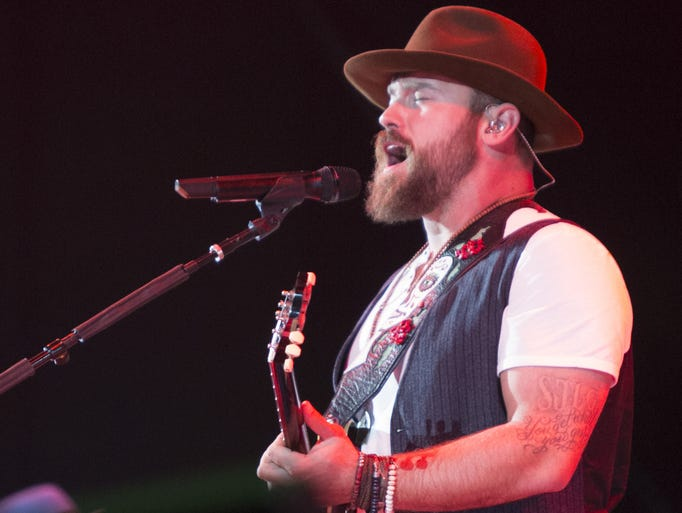 10/8: ZAC BROWN BAND | They played the DIRECTV Super