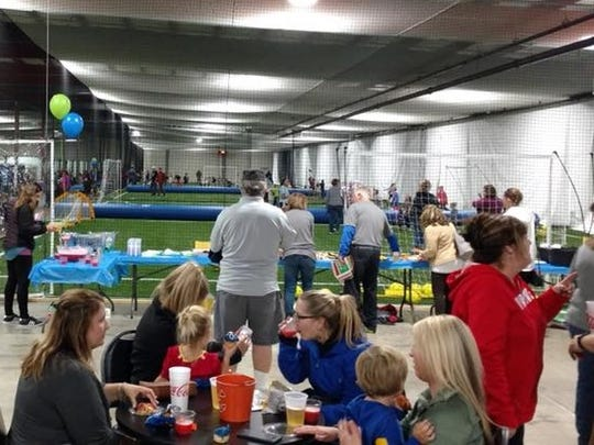 Owners of Cincy Nation Sports Complex say an October open house was well attended.
